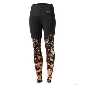 NWT⭐️PUMA Premium black and copper tights